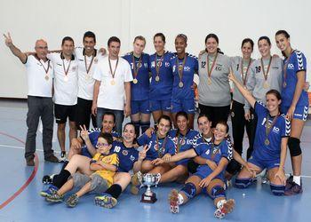Madeira Sad - vencedor da Supertaça seniores femininos