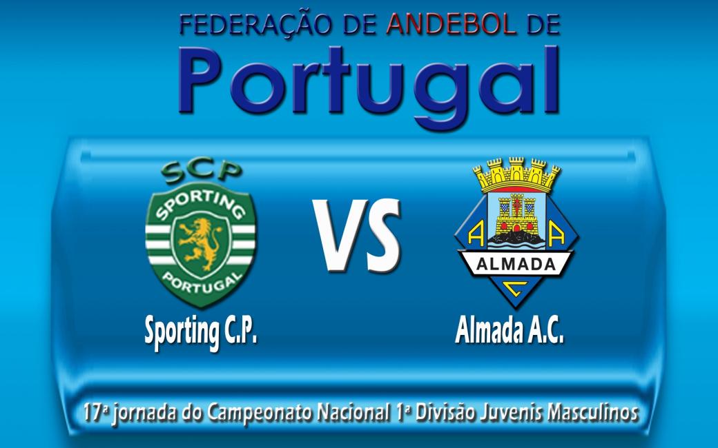 Logo Sporting - Almada