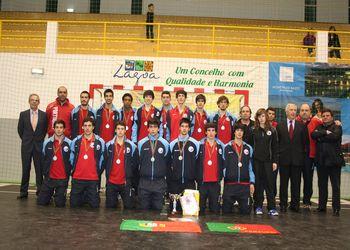 Portugal - 2.º nos Jogos do Mediterrâneo 2012