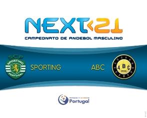 Logo Sporting - ABC Braga