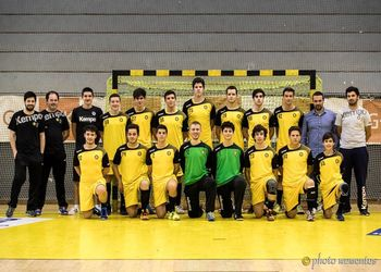 ABC - Apuramento Campeonato Nacional Iniciados Masculinos