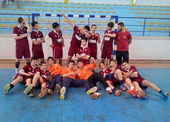 CD S. Bernardo - Apuramento Campeonato Nacional Iniciados Masculinos
