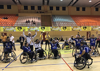 Campeonato ACR6 2016/2017 - Final (2)