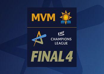 Logo Final Four EHF Champions League Feminina