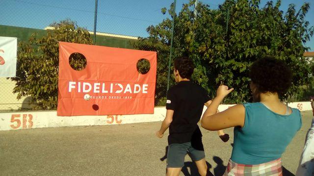 Andebol - Semana Olímpica em Santarém 2015