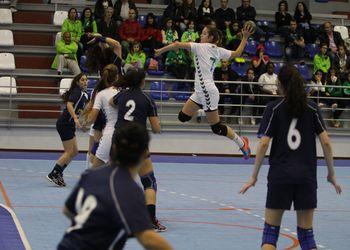 Torneio Kakygaia: Juniores B femininas - S. Félix Marinha - foto: António Oliveira