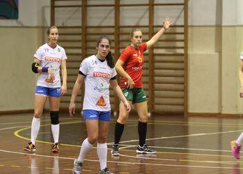 Torneio Kakygaia: Juniores B femininas - Colégio de Gaia - foto: António Oliveira