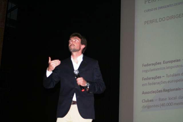 Acção Formação Orientações Técnicas - Europarque 29.06.08 - Dirigentes - Intervenção de Pedro Raposo