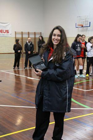 Patrícia Rodrigues - Melhor Marcadora
