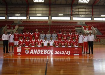 Plantel SL Benfica 2012-13
