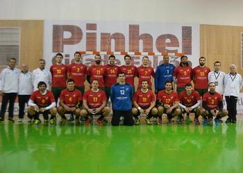 Seleção Nacional Sénior Masc. - Pinhel - 27.12.2014
