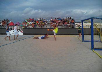 Fase final Andebol Praia 2014 - Esmoriz