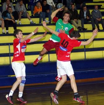 Portugal : Áustria - Qualificação Ech Sub18 Masculinos, Guimarães 3