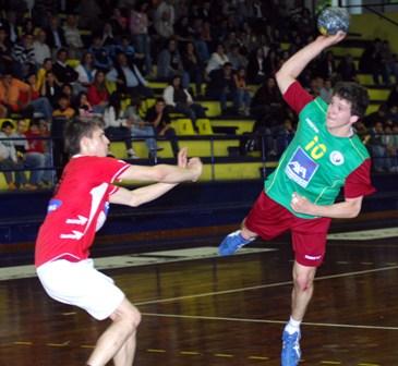 Portugal : Áustria - Qualificação Ech Sub18 Masculinos, Guimarães