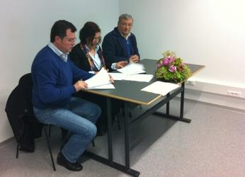 Assinatura protocolo FAP com Amarante e Baião 2