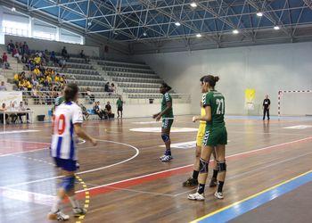 CS Madeira : Col. João Barros - Final Four Taça de Portugal Seniores Femininos
