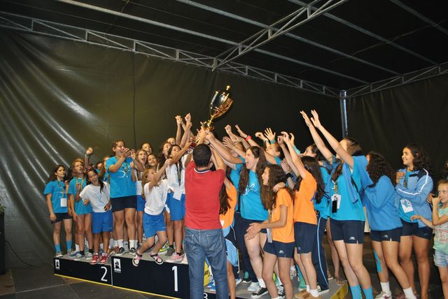Encerramento do Maia Handball Cup 2014
