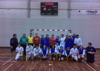 Andebol 4 All - 12 horas de andebol