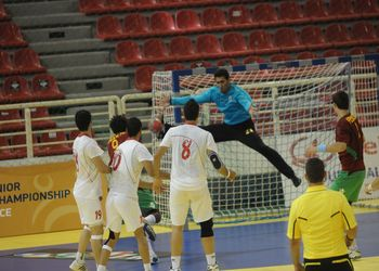 Portugal : Irão - Campeonato do Mundo Sub-21 Grécia 2011