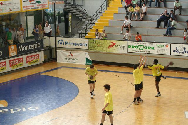 Fase Final CN 1ª Divisão Juvenis Masculinos - ABC : Belenenses 3