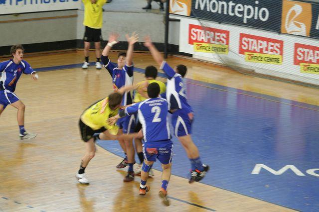 Fase Final CN 1ª Divisão Juvenis Masculinos - ABC : Belenenses 12