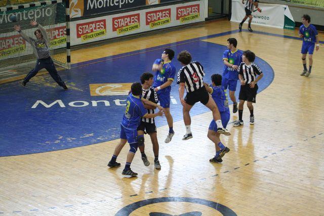 Fase Final CN 1ª Divisão Juvenis Masculinos - SC Espinho : DF Holanda 1