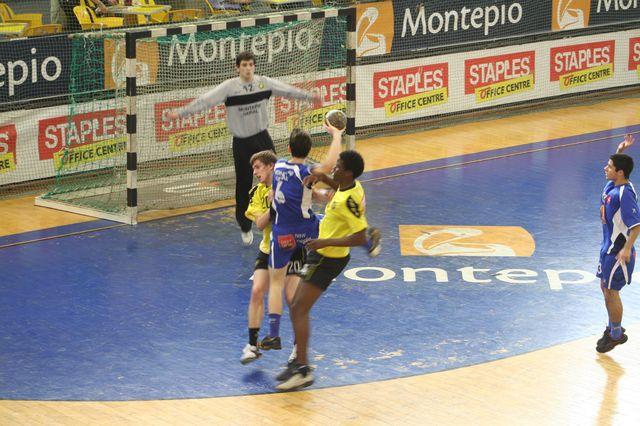 Fase Final CN 1ª Divisão Juvenis Masculinos - ABC : Belenenses 16