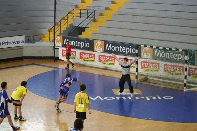 Fase Final CN 1ª Divisão Juvenis Masculinos - ABC : Belenenses 29