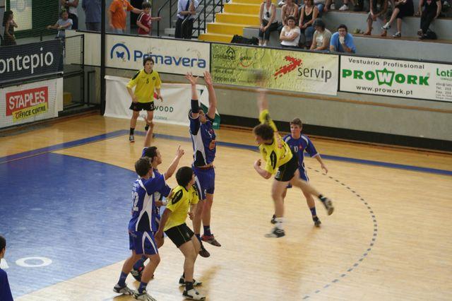 Fase Final CN 1ª Divisão Juvenis Masculinos - ABC : Belenenses 32