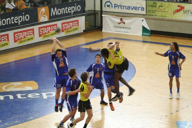 Fase Final CN 1ª Divisão Juvenis Masculinos - ABC : Belenenses 49