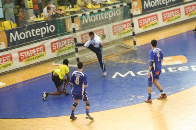 Fase Final CN 1ª Divisão Juvenis Masculinos - ABC : Belenenses 40