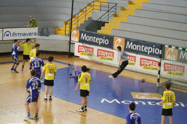Fase Final CN 1ª Divisão Juvenis Masculinos - ABC : Belenenses 44