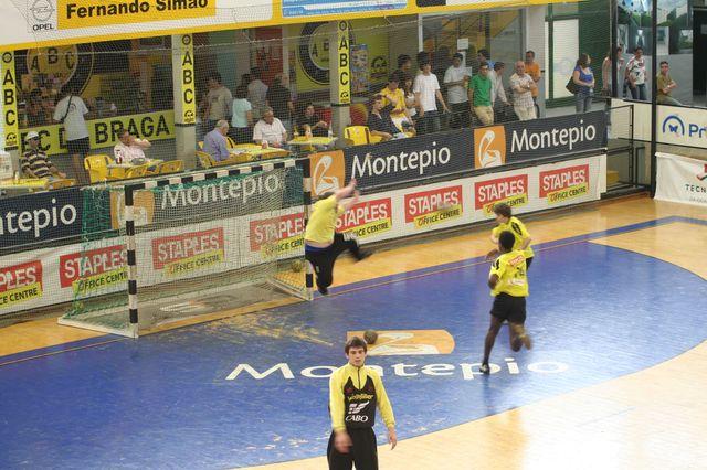 Fase Final CN 1ª Divisão Juvenis Masculinos - ABC : Belenenses 9