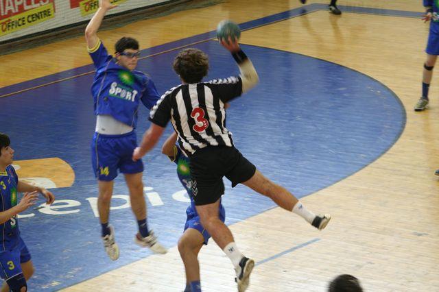 Fase Final CN 1ª Divisão Juvenis Masculinos - SC Espinho : DF Holanda 9