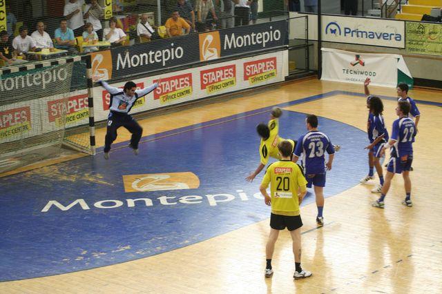 Fase Final CN 1ª Divisão Juvenis Masculinos - ABC : Belenenses 53
