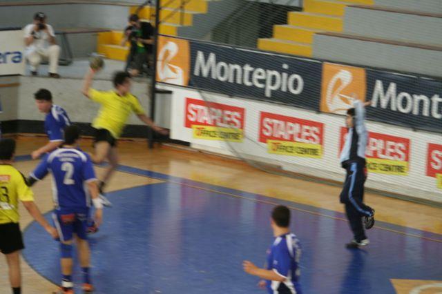 Fase Final CN 1ª Divisão Juvenis Masculinos - ABC : Belenenses 13