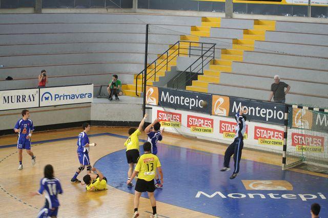 Fase Final CN 1ª Divisão Juvenis Masculinos - ABC : Belenenses 20