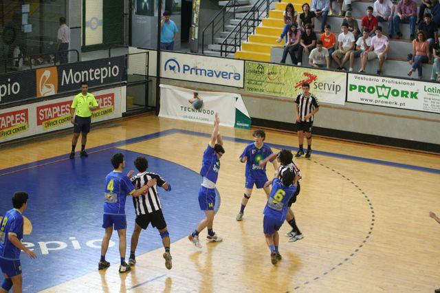 Fase Final CN 1ª Divisão Juvenis Masculinos - SC Espinho : DF Holanda 12