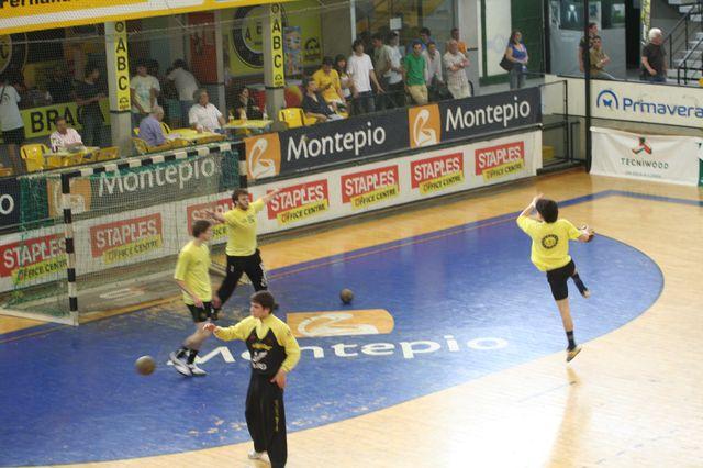 Fase Final CN 1ª Divisão Juvenis Masculinos - ABC : Belenenses 6