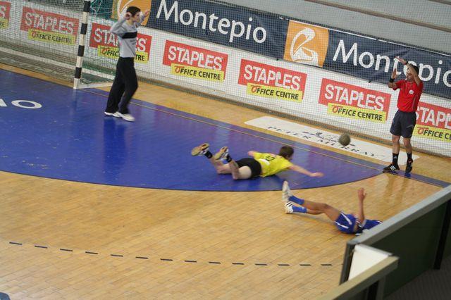 Fase Final CN 1ª Divisão Juvenis Masculinos - ABC : Belenenses 46