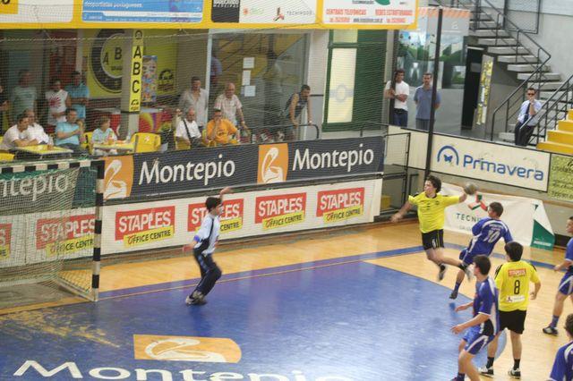Fase Final CN 1ª Divisão Juvenis Masculinos - ABC : Belenenses 23