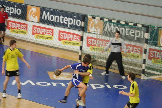 Fase Final CN 1ª Divisão Juvenis Masculinos - ABC : Belenenses 26