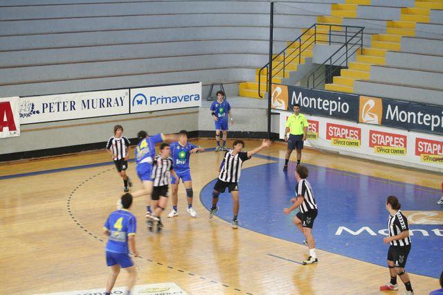 Fase Final CN 1ª Divisão Juvenis Masculinos - SC Espinho : DF Holanda 7