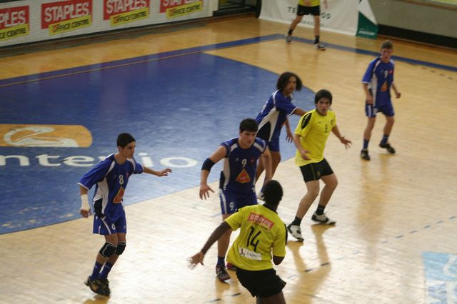 Fase Final CN 1ª Divisão Juvenis Masculinos - ABC : Belenenses 35
