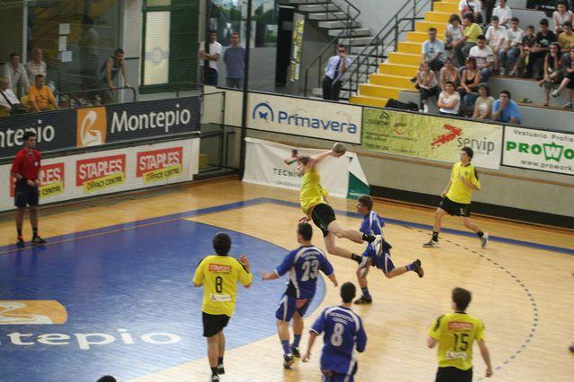 Fase Final CN 1ª Divisão Juvenis Masculinos - ABC : Belenenses 30