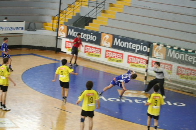 Fase Final CN 1ª Divisão Juvenis Masculinos - ABC : Belenenses 39