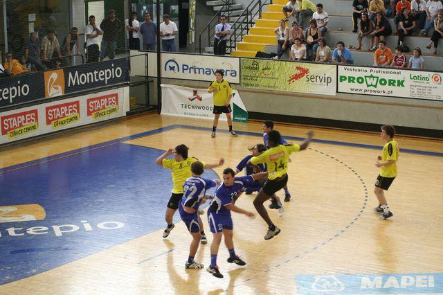Fase Final CN 1ª Divisão Juvenis Masculinos - ABC : Belenenses 50