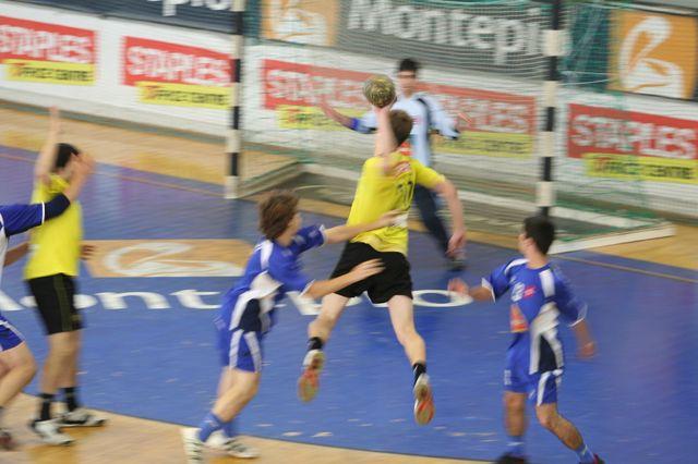 Fase Final CN 1ª Divisão Juvenis Masculinos - ABC : Belenenses 17