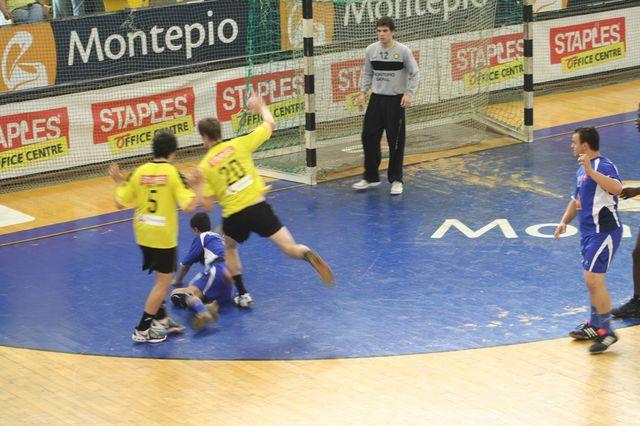 Fase Final CN 1ª Divisão Juvenis Masculinos - ABC : Belenenses 10