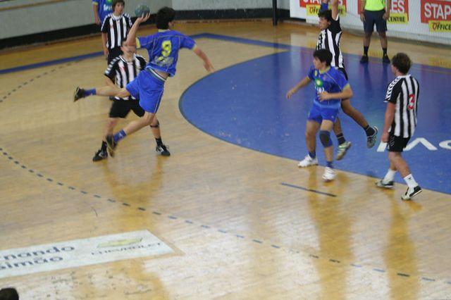 Fase Final CN 1ª Divisão Juvenis Masculinos - SC Espinho : DF Holanda 16